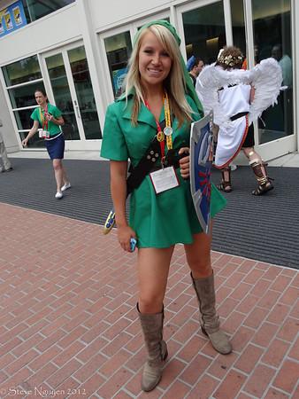 Comic Con 2012 Thursday