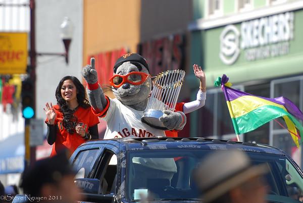 San Francisco Carnaval 2011